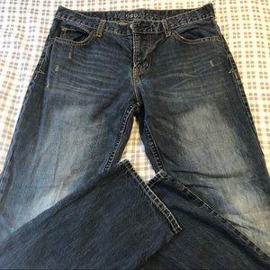 Aeropostale 32x32 Slim, Straight Men's Jeans EUC